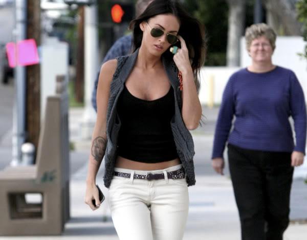"""Megan Fox: Nữ """"sát thủ"""" nóng bỏng - 6"""