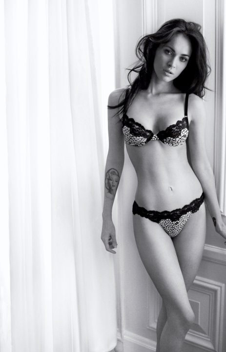 """Megan Fox: Nữ """"sát thủ"""" nóng bỏng - 14"""