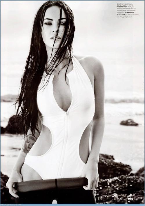 """Megan Fox: Nữ """"sát thủ"""" nóng bỏng - 17"""