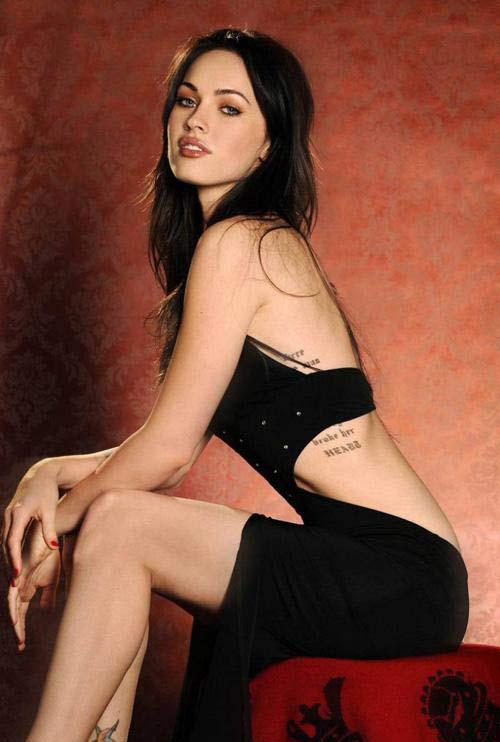 """Megan Fox: Nữ """"sát thủ"""" nóng bỏng - 12"""