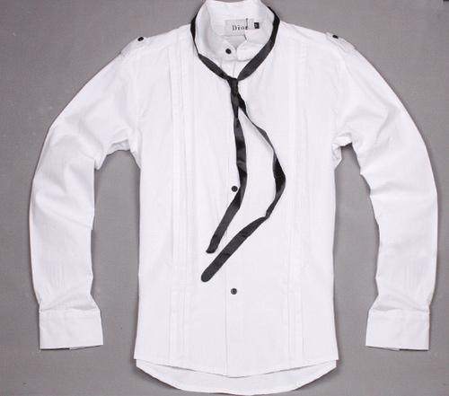 Tư vấn: Đàn ông gầy, đen chọn áo thế nào? - 5