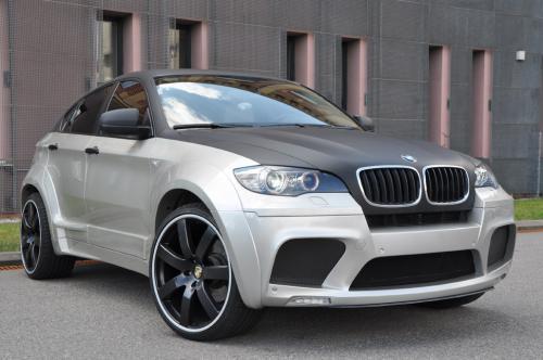 Lột xác BMW X6 - 1
