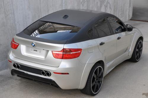 Lột xác BMW X6 - 2