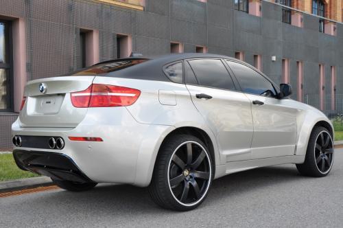 Lột xác BMW X6 - 4