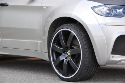 Lột xác BMW X6 - 6