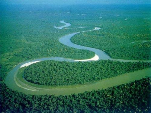 9 dòng sông dài nhất thế giới - 8