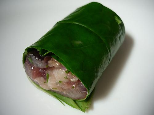 Món đặc biệt: Lươn cuốn lá lốt - 4
