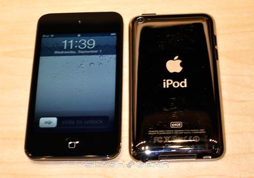 Ra mắt bộ 3 iPod thế hệ thứ 4 - 5