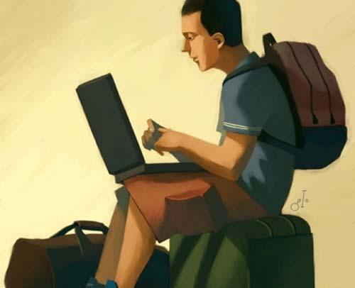 Bí kíp săn lùng laptop trực tuyến - 1