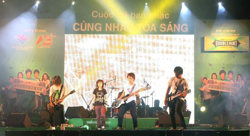 """Pictorial Chung kết cuộc thi ban nhạc """"Cùng nhau tỏa sáng"""": Những giây phút tỏa sáng đáng nhớ - 3"""
