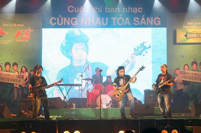 """Pictorial Chung kết cuộc thi ban nhạc """"Cùng nhau tỏa sáng"""": Những giây phút tỏa sáng đáng nhớ - 5"""