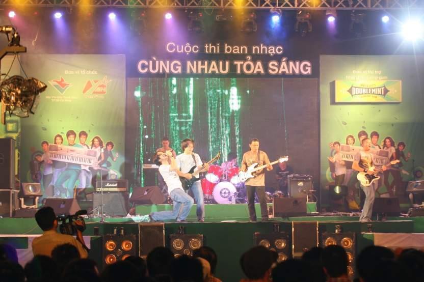 """Pictorial Chung kết cuộc thi ban nhạc """"Cùng nhau tỏa sáng"""": Những giây phút tỏa sáng đáng nhớ - 6"""