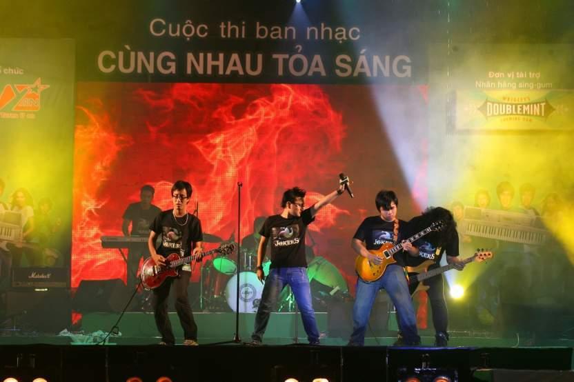 """Pictorial Chung kết cuộc thi ban nhạc """"Cùng nhau tỏa sáng"""": Những giây phút tỏa sáng đáng nhớ - 7"""