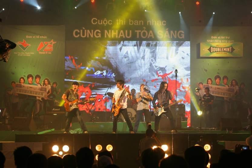"""Pictorial Chung kết cuộc thi ban nhạc """"Cùng nhau tỏa sáng"""": Những giây phút tỏa sáng đáng nhớ - 8"""