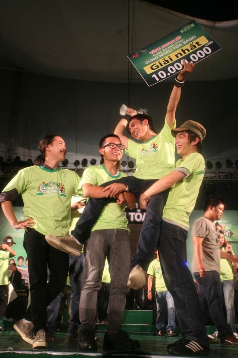 """Pictorial Chung kết cuộc thi ban nhạc """"Cùng nhau tỏa sáng"""": Những giây phút tỏa sáng đáng nhớ - 10"""