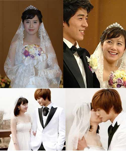 Phim Hàn và những cô dâu xinh đẹp - 1
