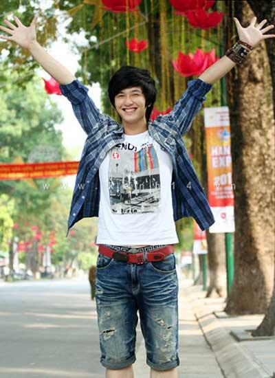 Huỳnh Anh - hotboy của 'Bộ tứ 10A8' - 4
