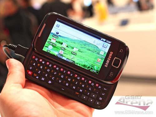 Lộ Samsung I5510 chạy hệ điều hành Android 2.2 - 2
