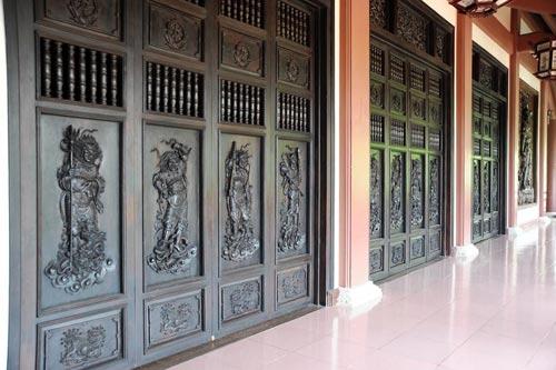 Chùa Huệ Nghiêm lập kỷ lục Việt Nam, Phi thường - kỳ quặc, ky luc,ky luc viet nam,chua Hue Nghiem