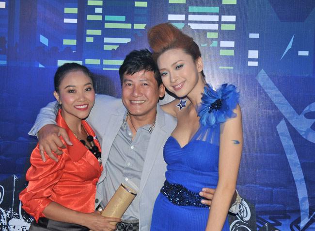 Ngô Thanh Vân xanh ngắt bên Đoan Trang sexy - 8