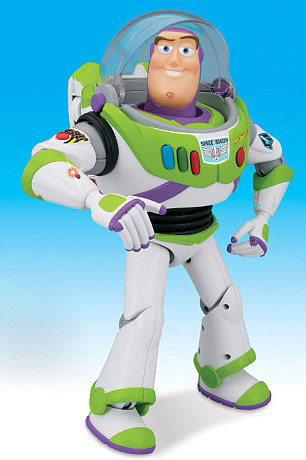 Củ cà rốt giống nhân vật Toy Story - 5