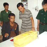Phá vụ án ma túy lớn nhất ở Cao Bằng