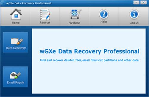 Phần mềm giúp phục hồi dữ liệu siêu tốc - 1