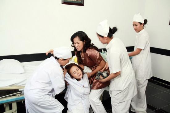 Vy Oanh mang bầu, sinh con với Tim - 3