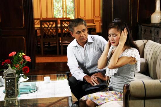 Vy Oanh mang bầu, sinh con với Tim - 7