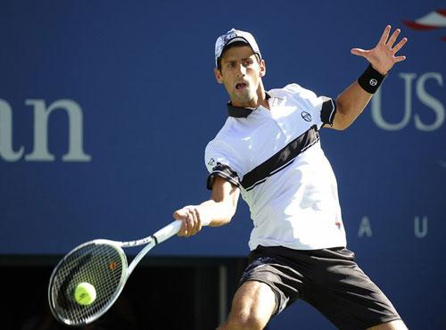 Djokovic – Monfils: Chiến tới cùng (Video tennis, Đơn nam, Tứ kết Mỹ mở rộng) - 1