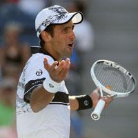 Djokovic – Monfils: Chiến tới cùng (Video tennis, Đơn nam, Tứ kết Mỹ mở rộng)