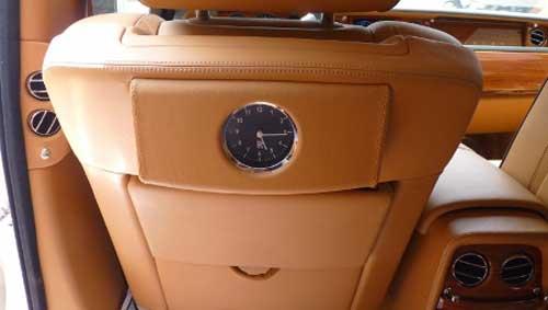 Siêu xe Rolls-Royce Phantom có màu lạ tại Hà Nội - 18
