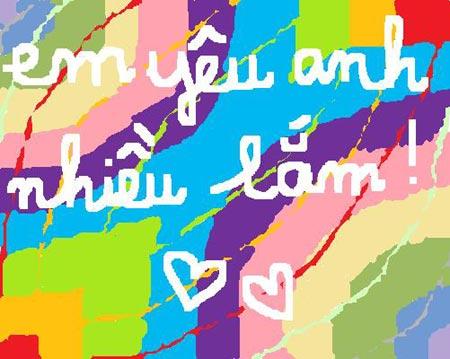 Em yêu anh thật nhiều - 2