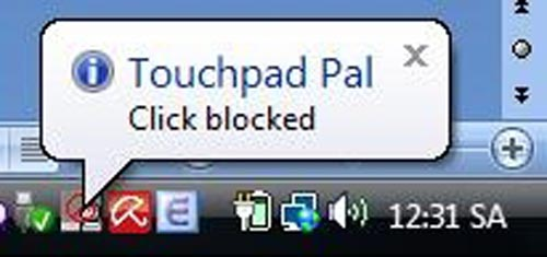Cách vô hiệu hóa touchpad khi gõ văn bản trên laptop, Tin học văn phòng, Công nghệ thông tin, Cach vo hieu hoa touchpad, touchpad, laptop, may tinh, tin hoc van phong, su dung lap top, TouchFreeze, vi tinh, internet