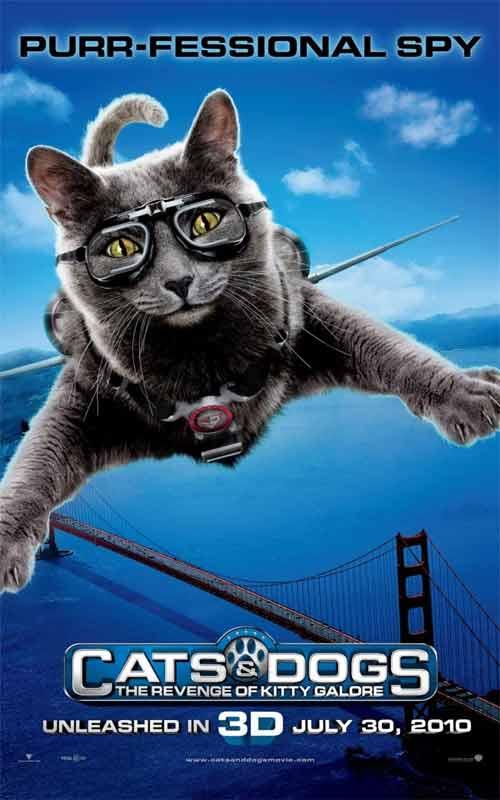 Phim mới: Đại chiến chó mèo - 3