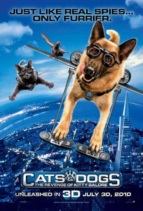 Phim mới: Đại chiến chó mèo - 1