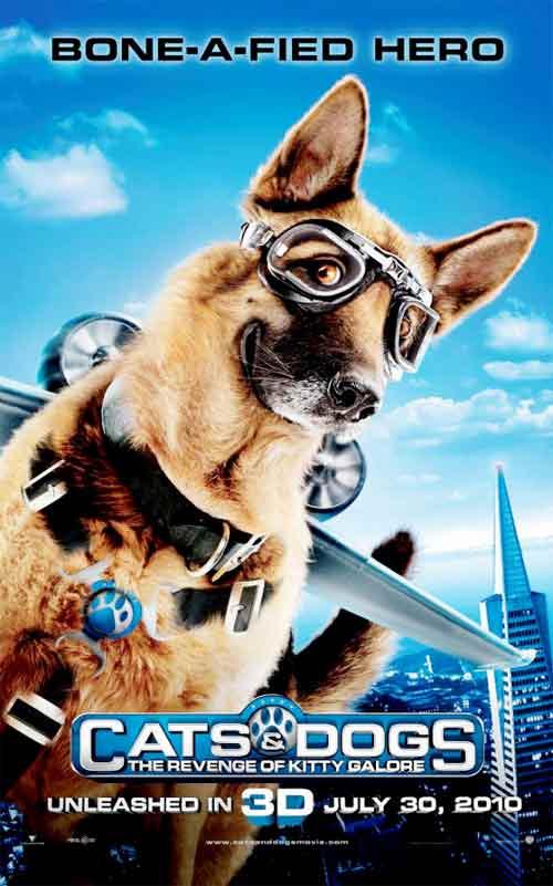 Phim mới: Đại chiến chó mèo - 2