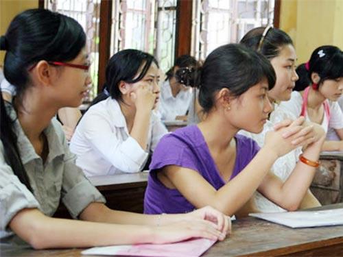 Tuyển sinh ngoài ngân sách: Thương học sinh hay làm kinh tế? - 1