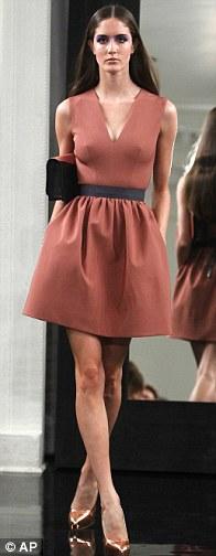 Vic 'đại náo' ở tuần lễ thời trang New York - 5
