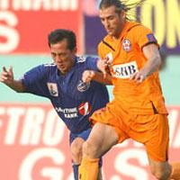 SHB Đà Nẵng gặp khó ở tứ kết AFC Cup