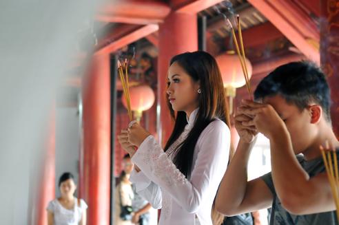 Diễm Hương - Hoa hậu ghét tin học (kỳ 1) - 3