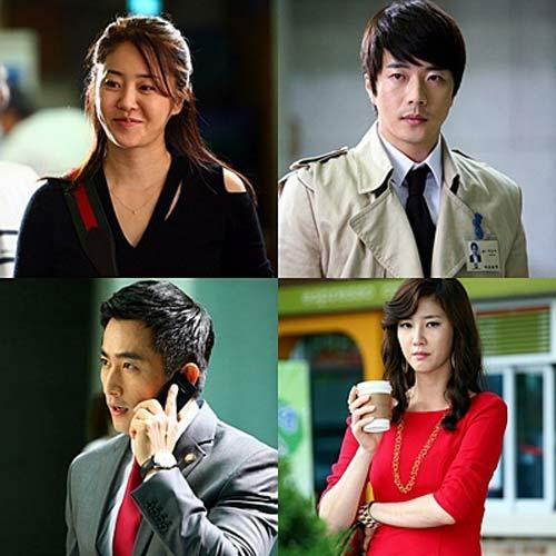 Go Hyun Jung 'ra riêng' cùng em trai - 5