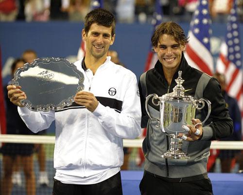 Kết thúc giải quần vợt Mỹ mở rộng 2010: Nadal đi vào huyền thoại - 2