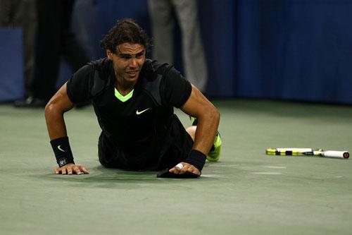 Kết thúc giải quần vợt Mỹ mở rộng 2010: Nadal đi vào huyền thoại - 1