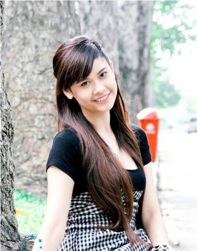 Trương Quỳnh Anh trở lại phim trường - 2