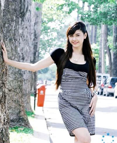 Trương Quỳnh Anh trở lại phim trường - 3