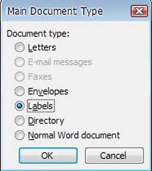 Kỹ thuật trộn thư cao cấp trên MS Word2003 (phần 1), Tin học văn phòng, Công nghệ thông tin, Ky thuat tron thu MS Word2003, MS Word2003, vi tinh, tin hoc, ky thuat tron thu, MS Word2003, tin hoc van phong, internet