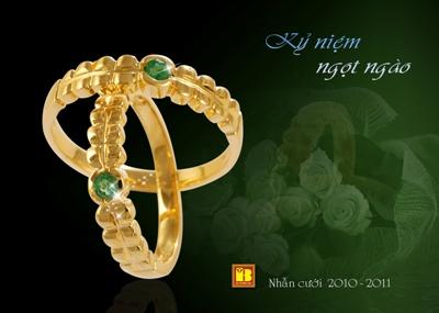 Nhẫn cưới Bảo Tín Minh Châu – khoảnh khắc vàng của ngày trọng đại - 1