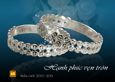 Nhẫn cưới Bảo Tín Minh Châu – khoảnh khắc vàng của ngày trọng đại - 4