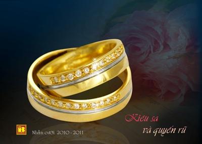 Nhẫn cưới Bảo Tín Minh Châu – khoảnh khắc vàng của ngày trọng đại - 9